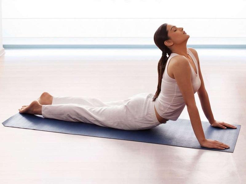 Tập gì để tăng chiều cao? Tư thế rắn hổ mang giúp kéo giãn cột sống và cơ bắp