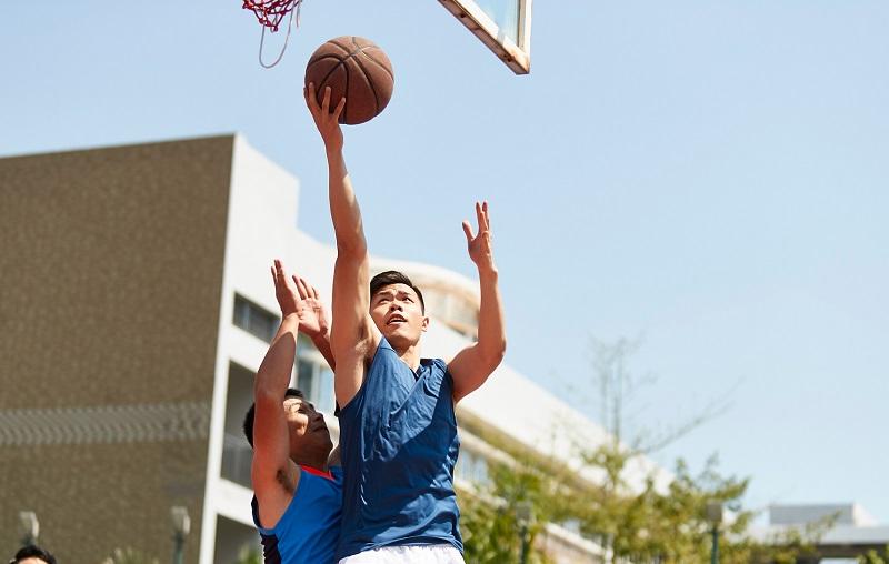 Bóng rổ - Môn thể thao tăng chiều cao hiệu quả nhất