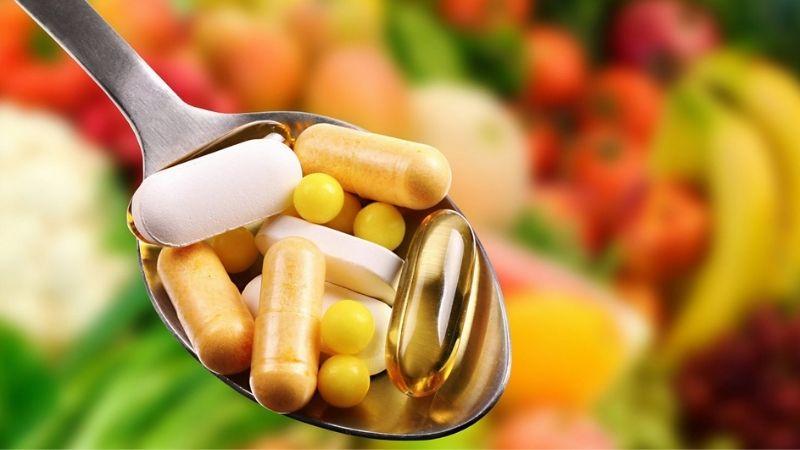 Thực phẩm chức năng hỗ trợ trắng da an toàn