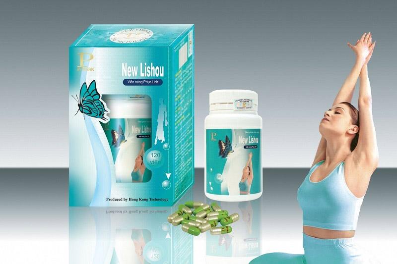 Viên giảm cân New Lishou mang giúp cải thiện vóc dáng nhanh chóng