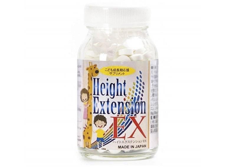 Viên uống hỗ trợ tăng chiều cao của Nhật Bản Height Extension EX