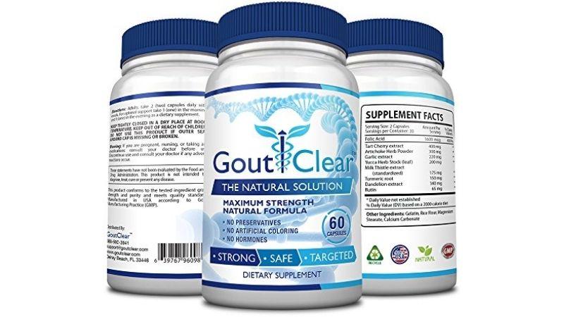 Gout Clear có thể dùng cho mọi đối tượng bệnh nhân khác nhau
