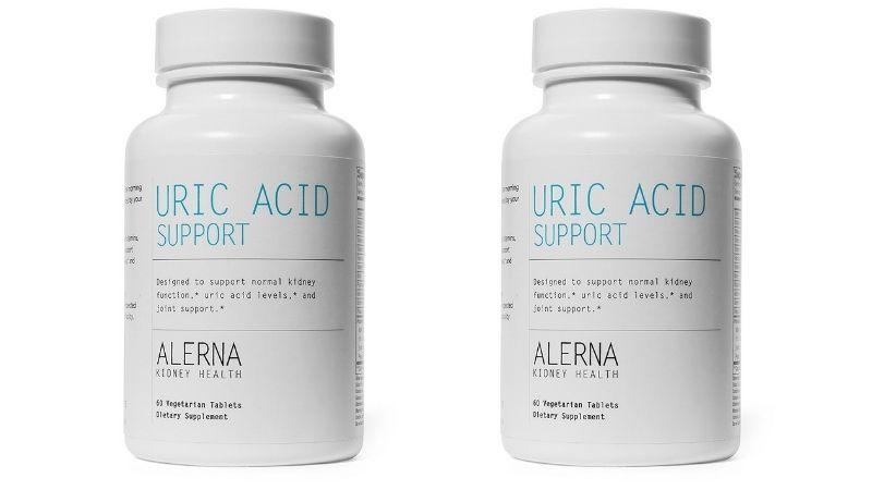 Uric Acid Support là viên uống hỗ trợ trị gout của Mỹ rất tốt