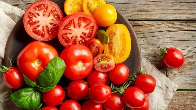 Cà chua cũng có công dụng đẹp rõ rệt