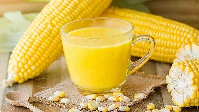 Nên uống sữa gì để giảm cân? Sữa bắp