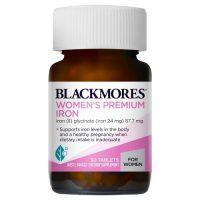 Blackmores-Women's-Premium-Iron-1