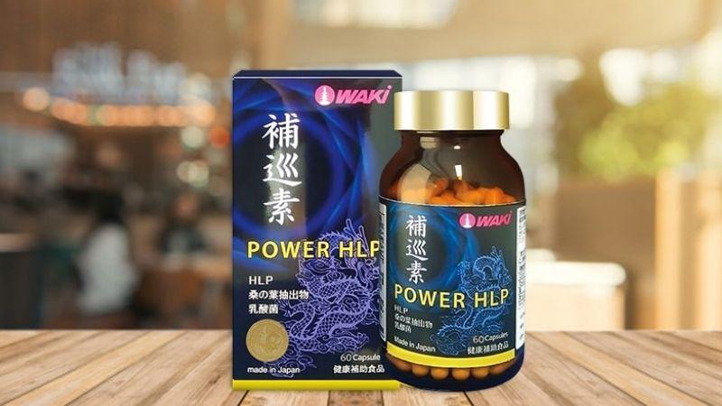 Chống đột quỵ với Power HLP