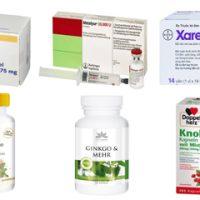 thuốc chống đột quỵ của Đức