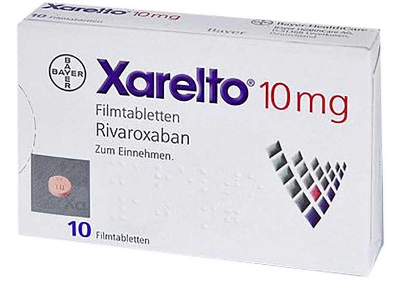 Xarelto giúp điều trị và ngăn ngừa các bệnh tim mạch, đột quỵ hiệu quả