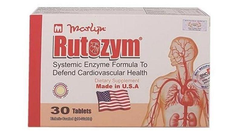 Người dùng cũng rất ưa chuộng uống Rutozym