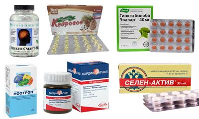 thuốc chống đột quỵ của Nga