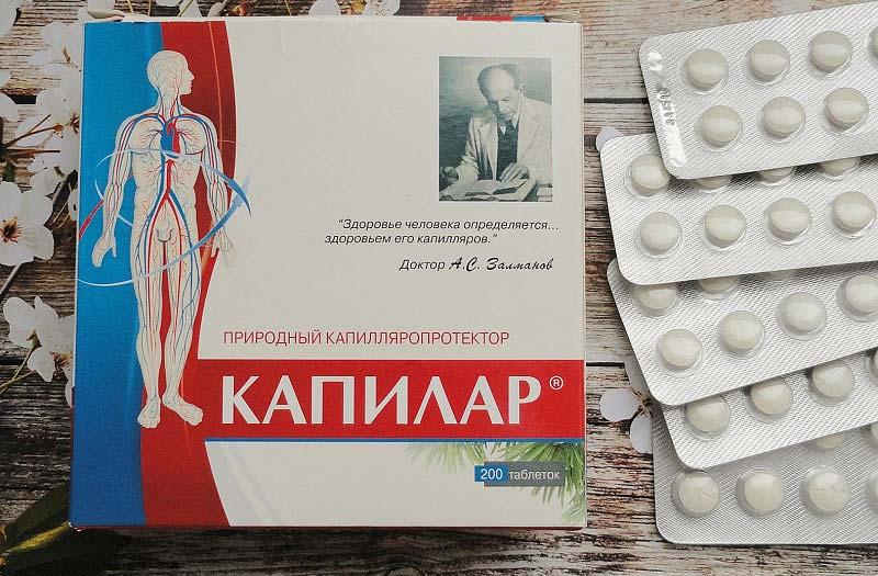 Capilar - Viên uống phòng chống đột quỵ của Nga được tin dùng nhất