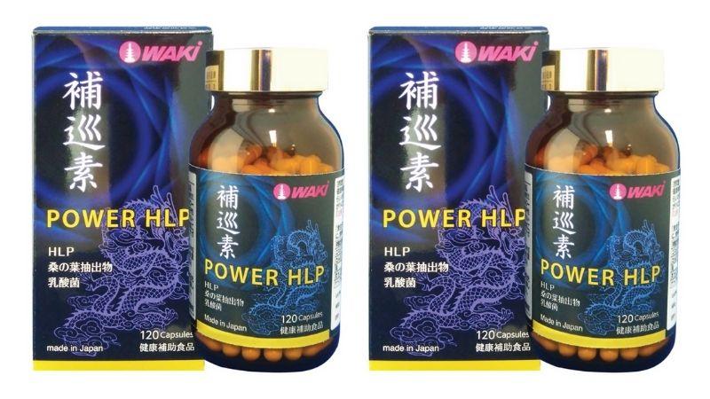 Waki Power HLP cũng đem lại hiệu quả chăm sóc sức khỏe rất tốt