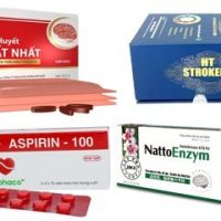 thuốc chống đột quỵ việt nam