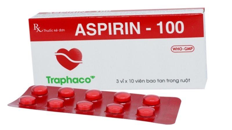 Thuốc chống đột quỵ ASA