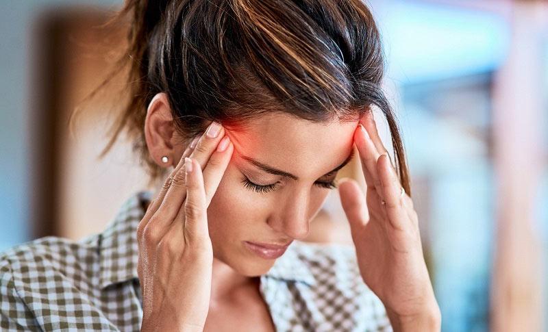 Có nhiều nguyên nhân dẫn đến những cơn đau đầu
