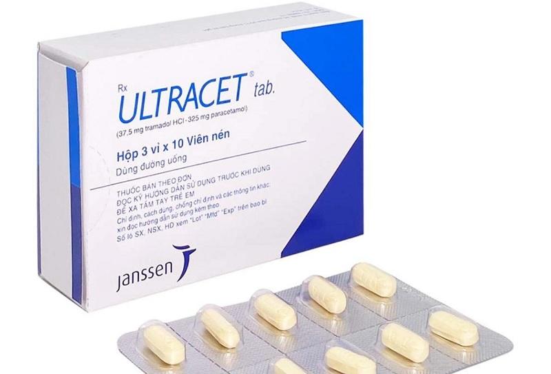 Giảm đau đầu nhanh chóng bằng Ultracet