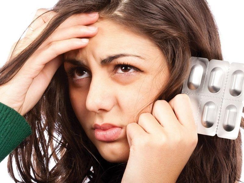 Tùy theo tình trạng bệnh bác sĩ sẽ kê thuốc đau nửa đầu thích hợp