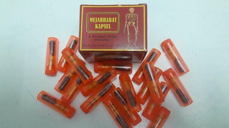 Mujarhabat Kapsul cũng đem đến hiệu quả cao cho người bị gout