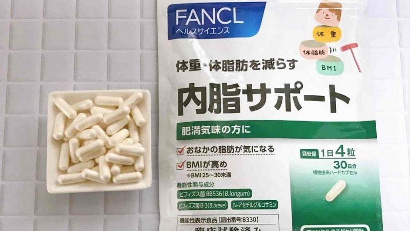 Fancl giúp điều hòa huyết áp rất tốt