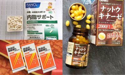 thuốc ổn định huyết áp của nhật