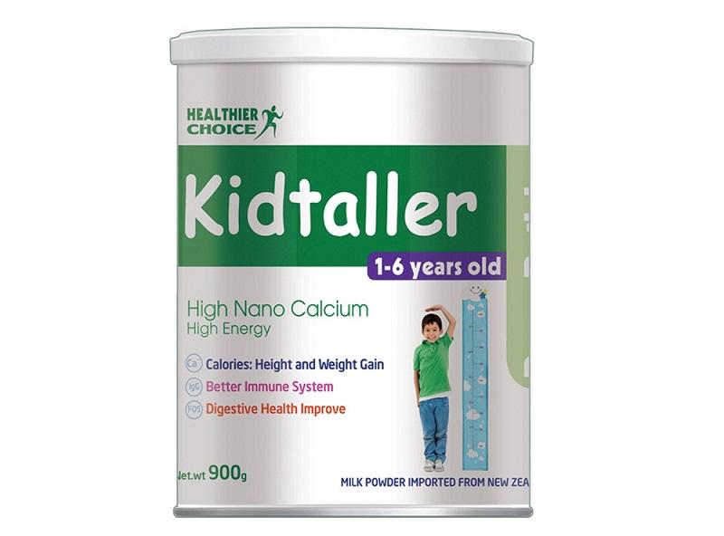 Kidtaller (Eneright Nutrition) - Sản phẩm chất lượng cao từ thương hiệu Việt